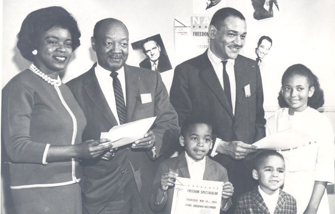 50th Anniversary of NAACP, 1959