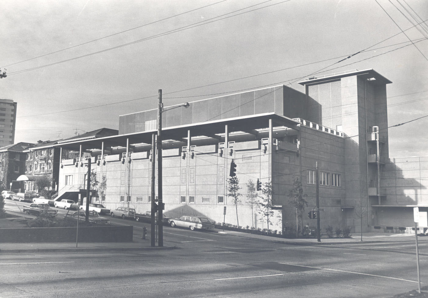 Multnomah Athletic Club, 1965