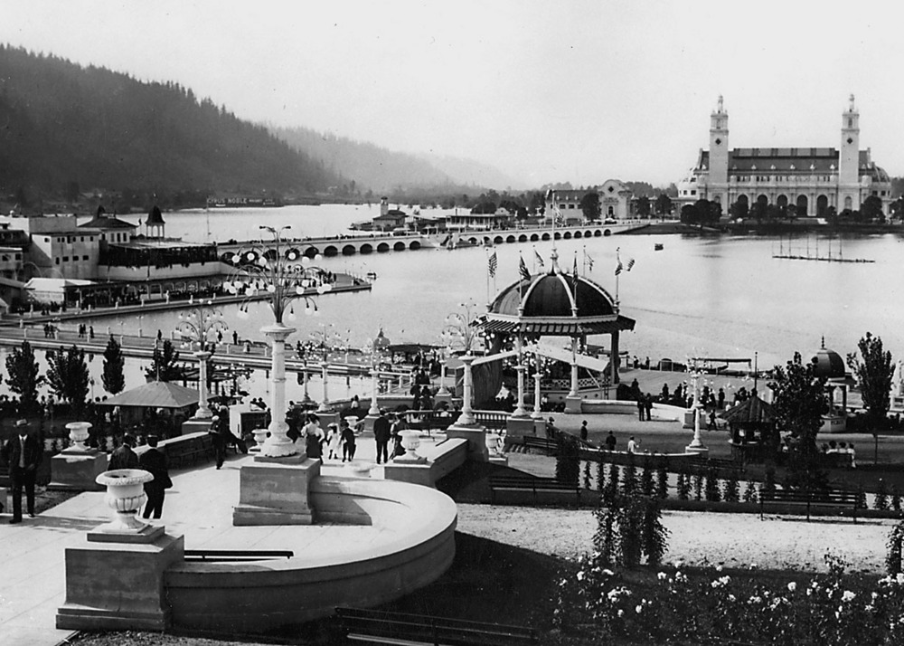 Lewis And Clark Exposition - Oregon encyclopedia