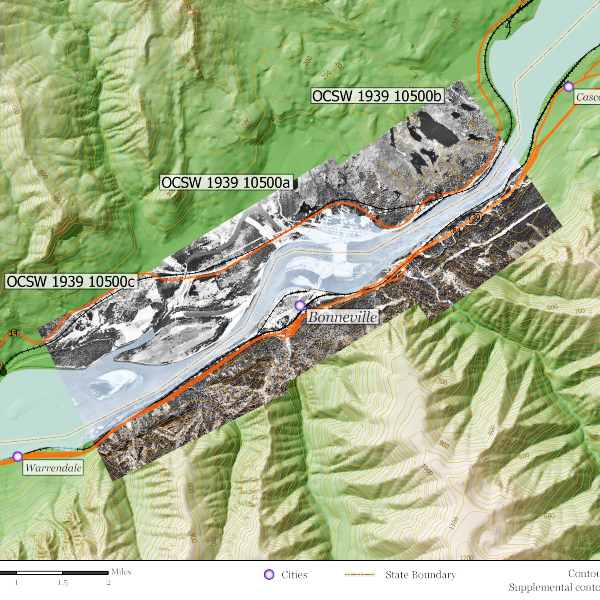 Bonneville Dam - Map of powered dams in the us