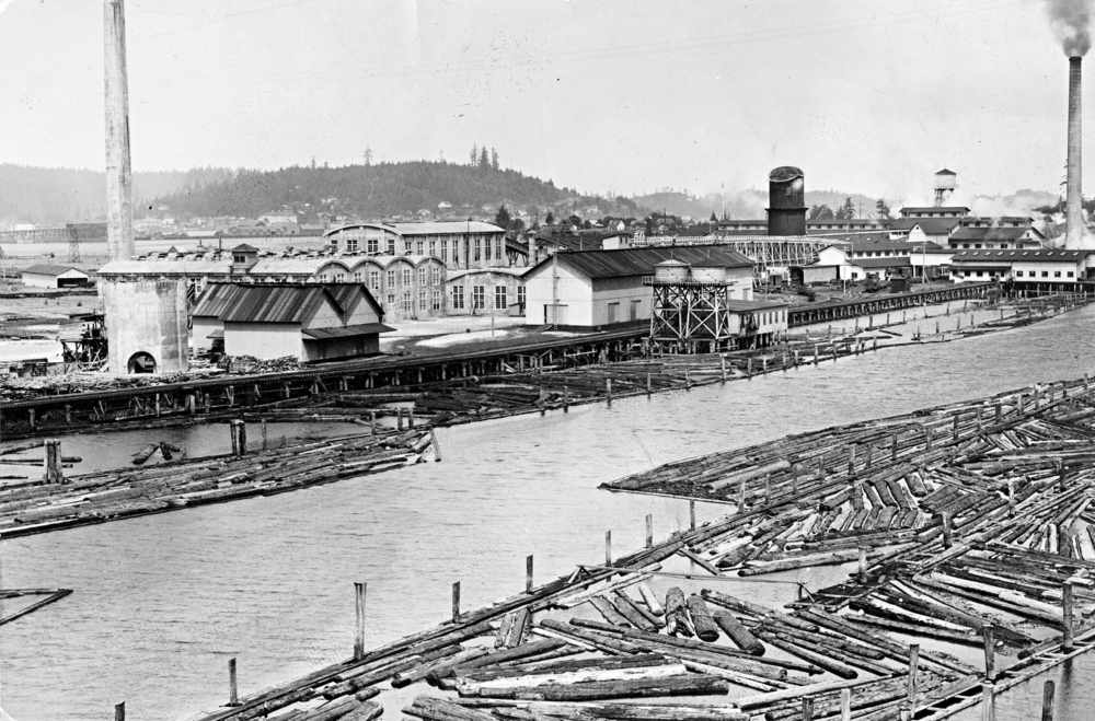 C.A. Smith Lumber Co., Coos Bay