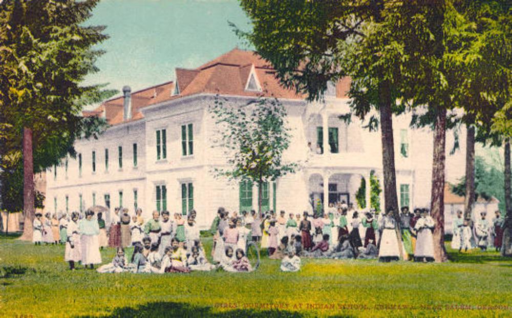 Chemawa Indian School
