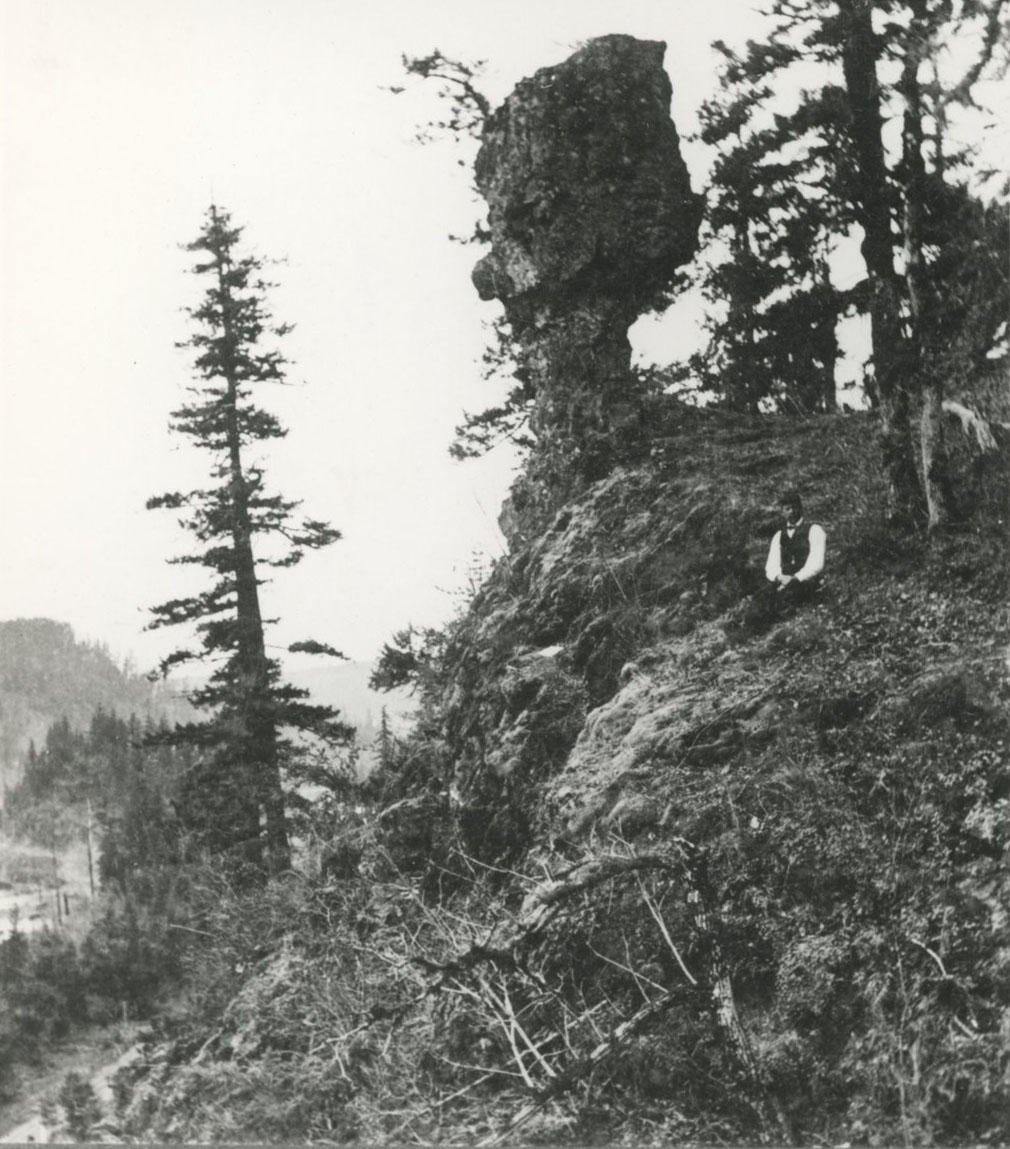 Coalcas Pillar