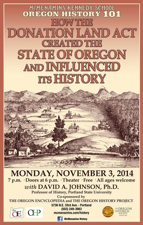 Oregon History - Oregon encyclopedia