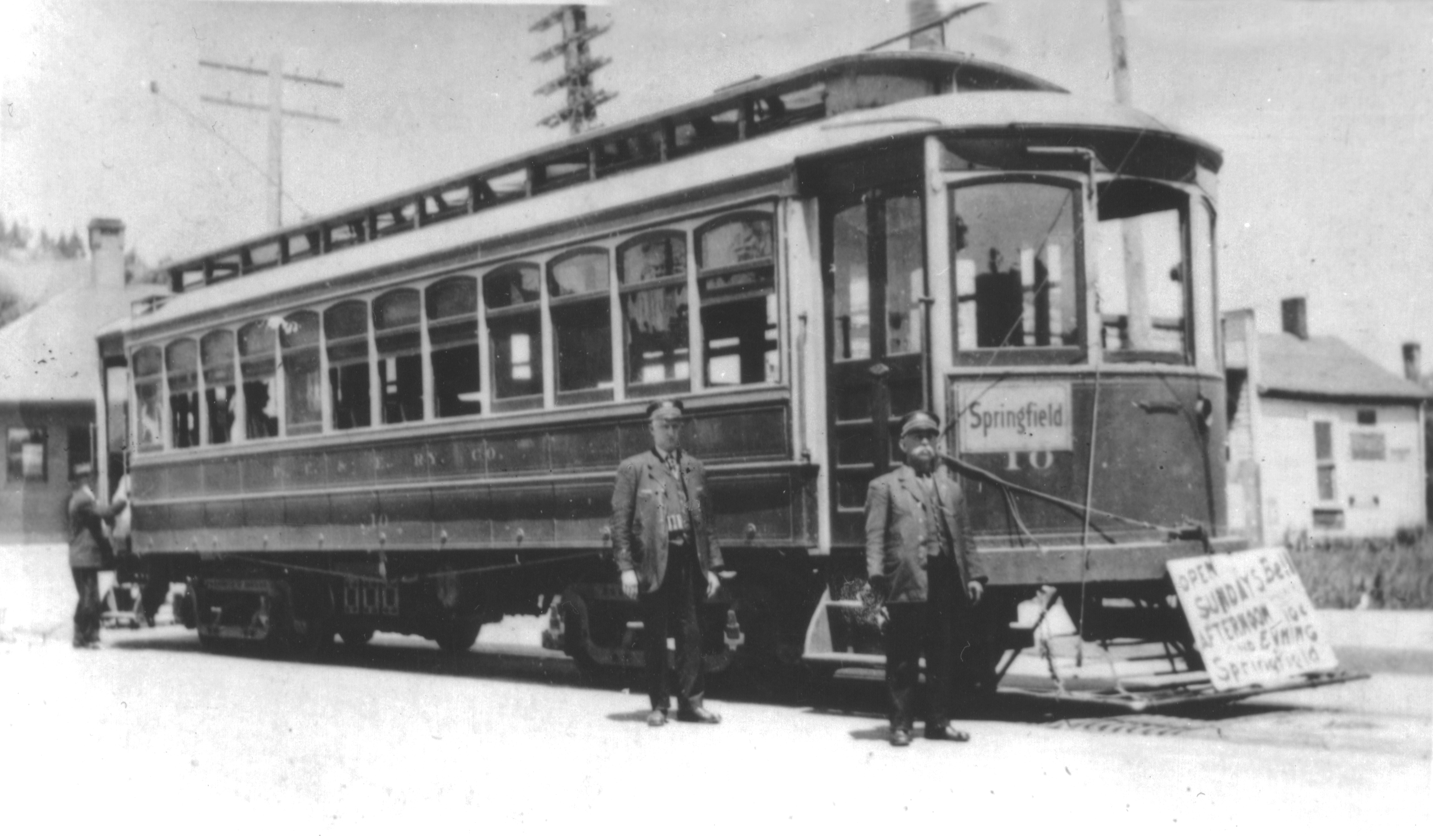 History Of Electric Street Cars