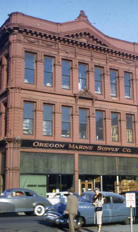 Cast Iron Buildings In Portland - Oregon encyclopedia