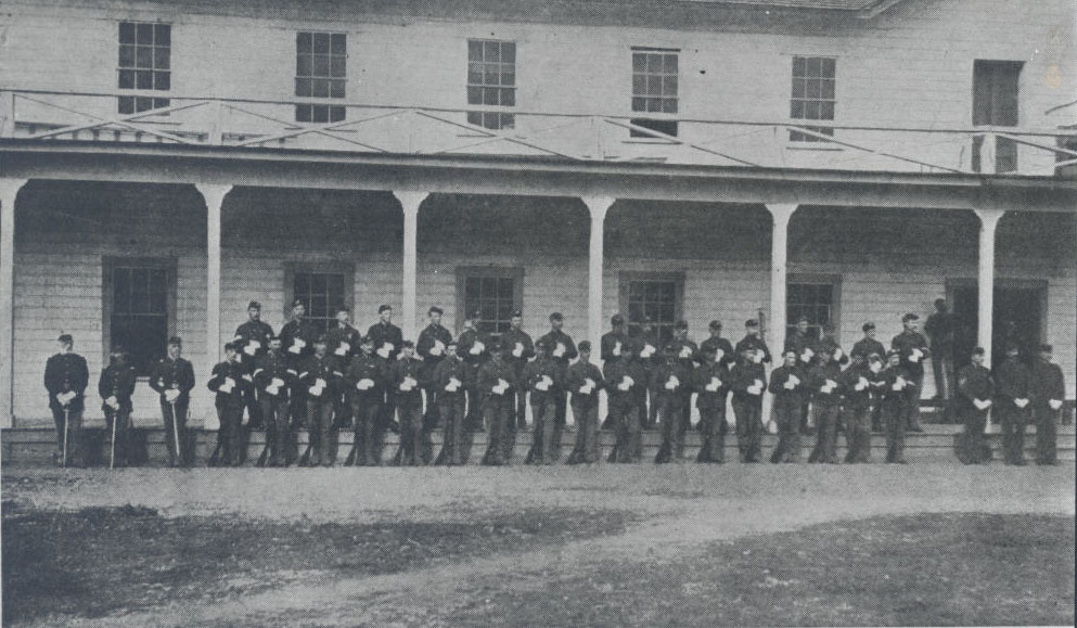 """Symptoms of hostilities"": the Civil War in Oregon"