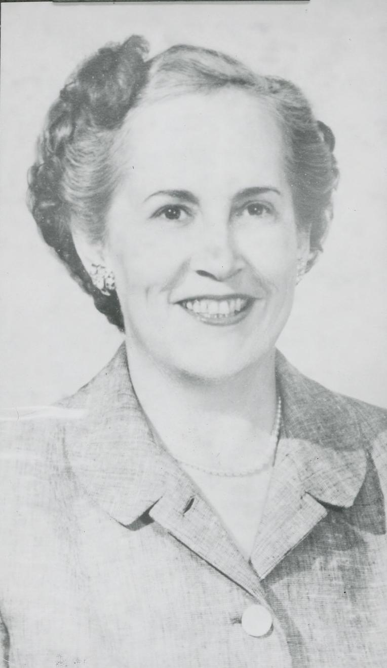 Phil Long Ford >> Edith Starrett Green (1910-1987)