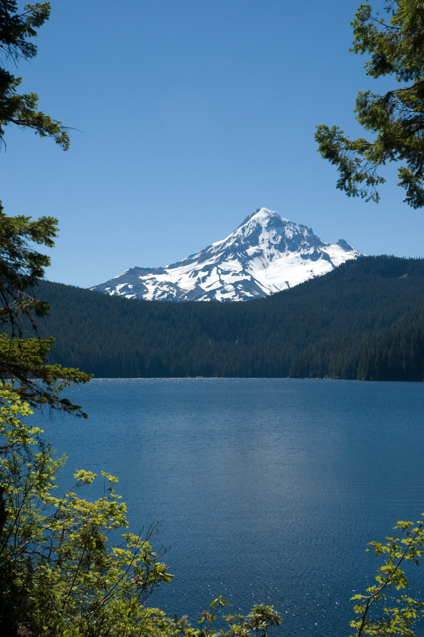 3530216c9a1 Mount Hood and Bull Run Lake