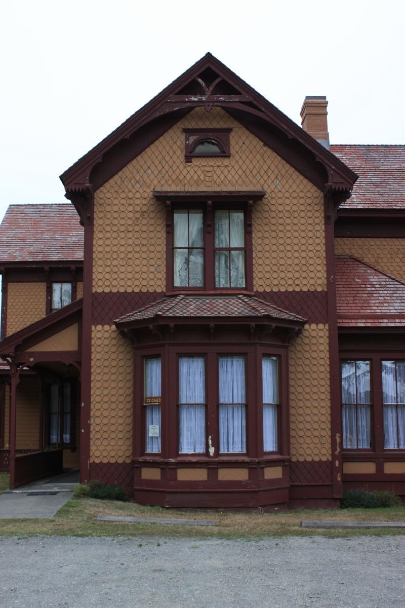 Patrick And Jane Hughes House