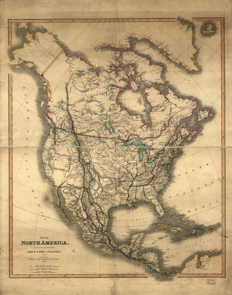 Cartography Of Oregon - Map of north america las vegas