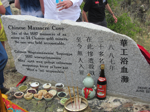 Chinese Massacre at Deep Creek