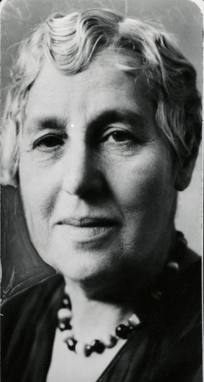 Blanch Blumauer, Honorary Vice President of the National Council of Jewish Women, Portland, 1930