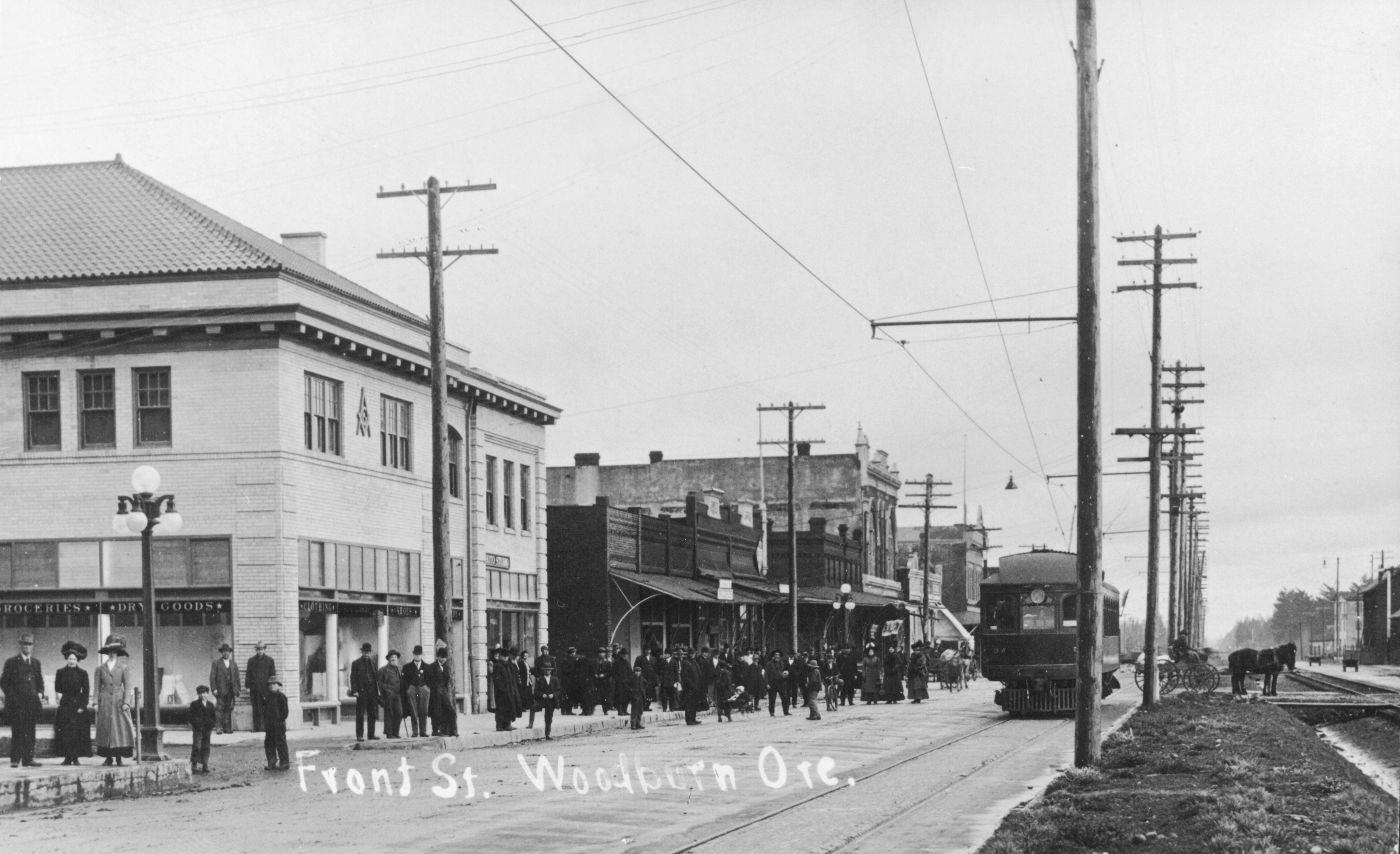 Used Cars Spokane >> Oregon Electric Railway