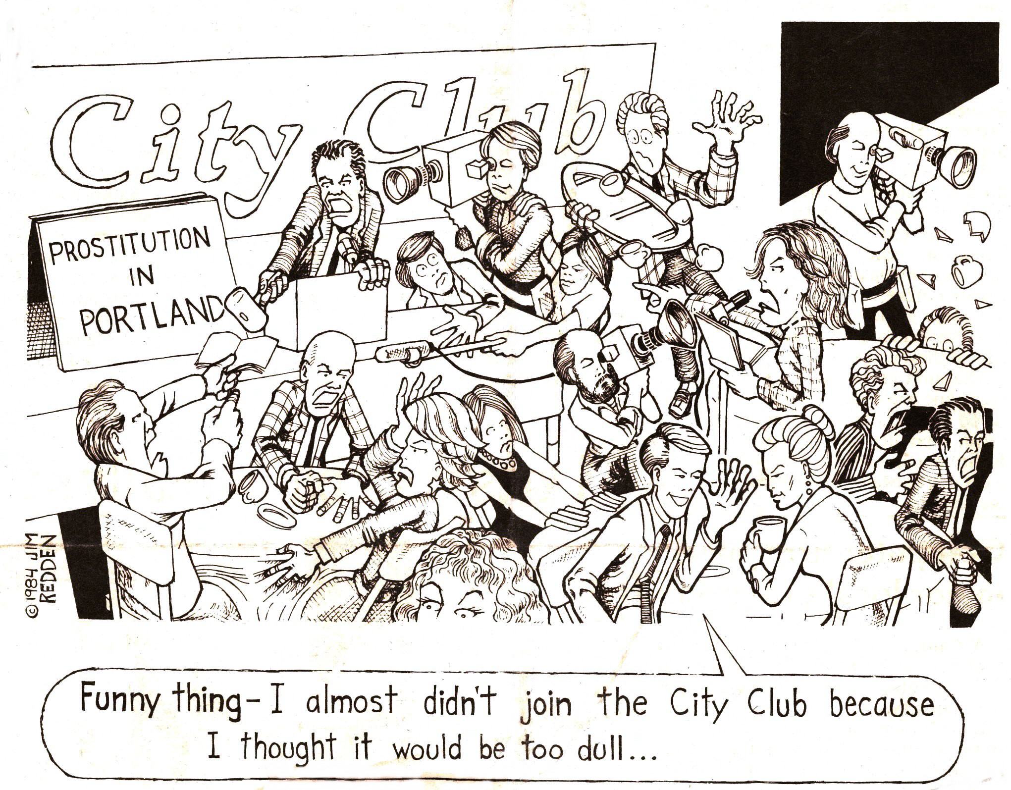 city club of portland city