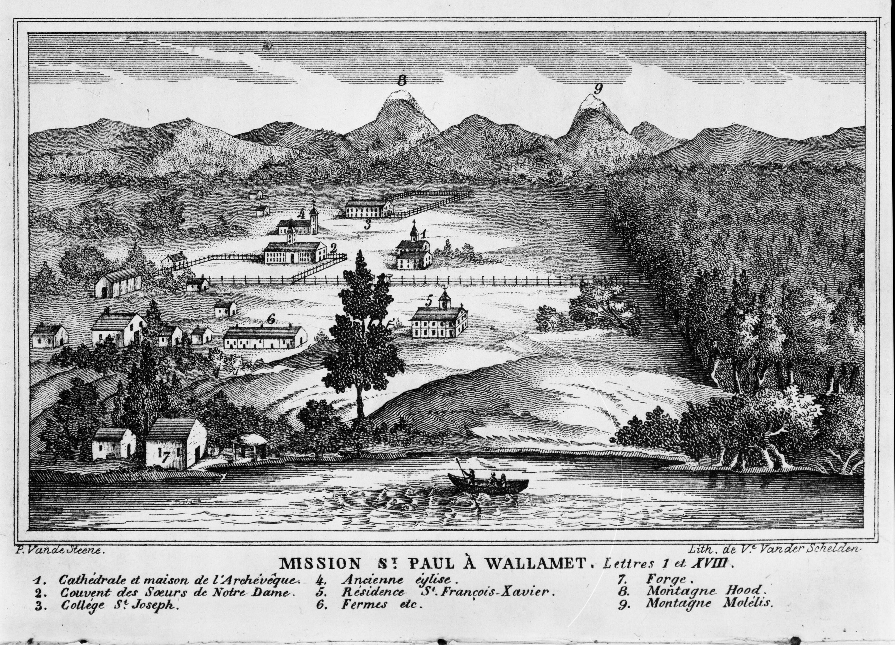 Willamette River - Oregon encyclopedia
