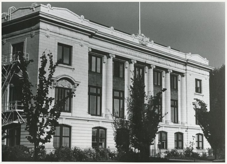 Oregon Supreme Court Building