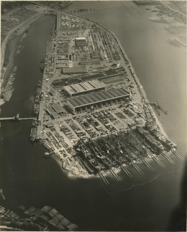 Kaiser Shipyards on portland highway map, carson city california map, kaiser east interstate portland, kaiser interstate campus map,
