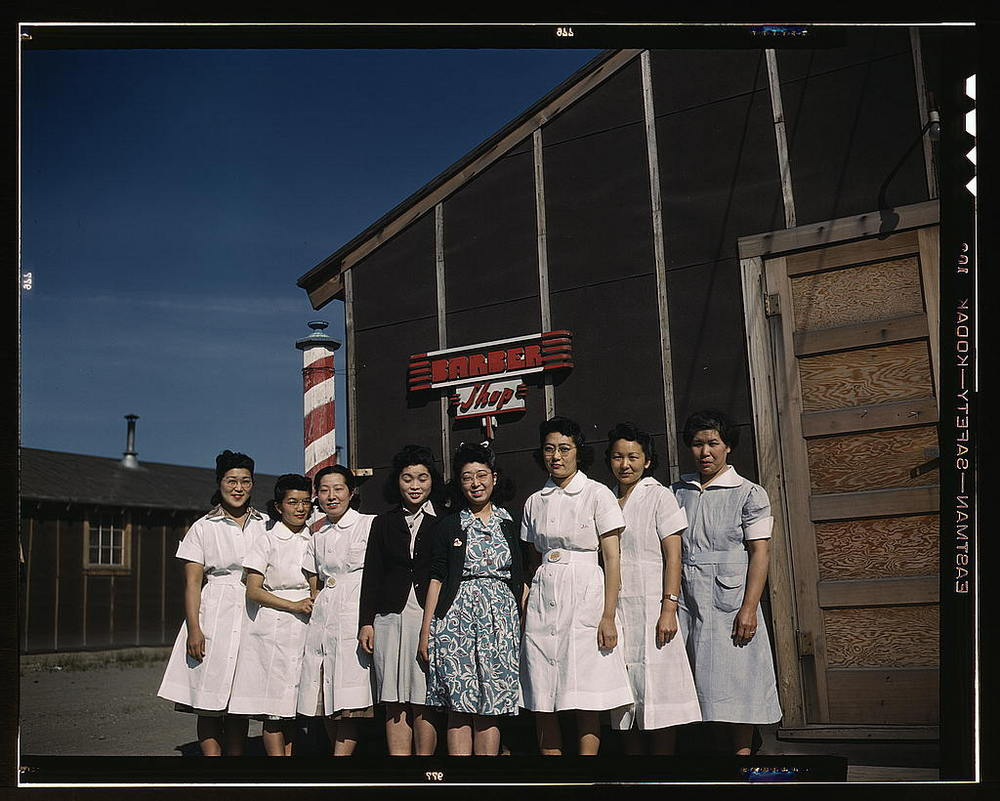 Tule Lake Internment Camp, 3