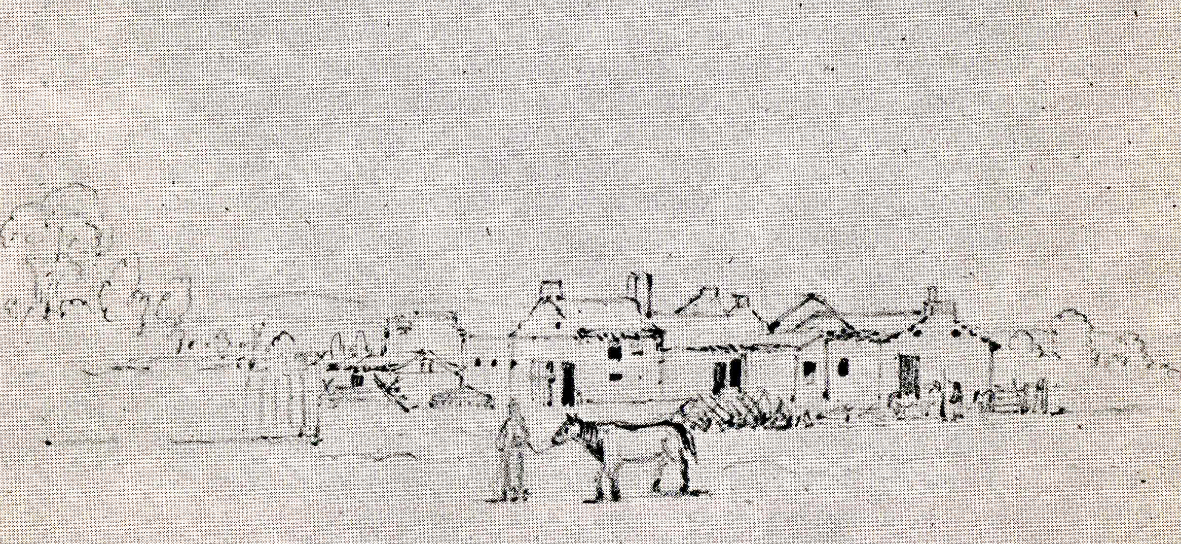 Marcus whitman 1802 1847 whitman mission paul kane sketch of ca publicscrutiny Image collections