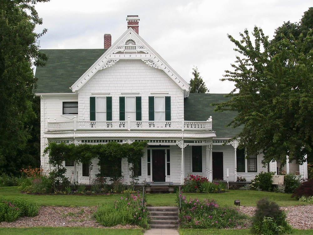 Zimmerman heritage farm for Zimmerman house