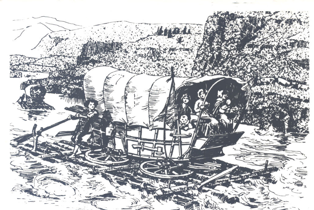 Oregon trail the trail in oregon publicscrutiny Image collections