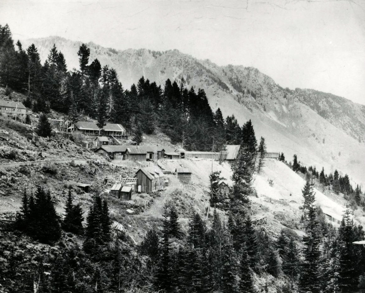 Baisley Elkhorn Gold Mine, Baker County