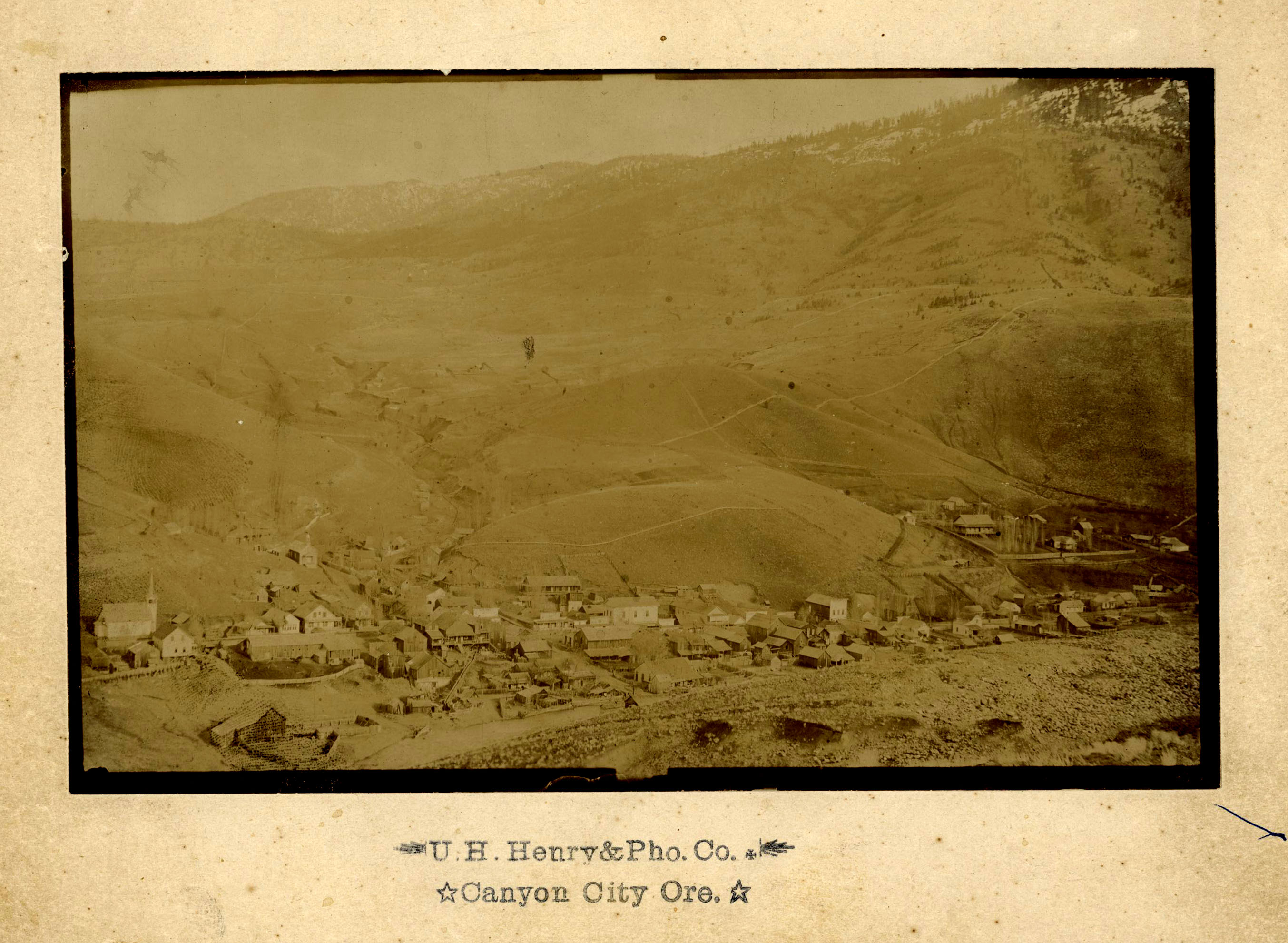 Canyon City, Oregon, c.1897