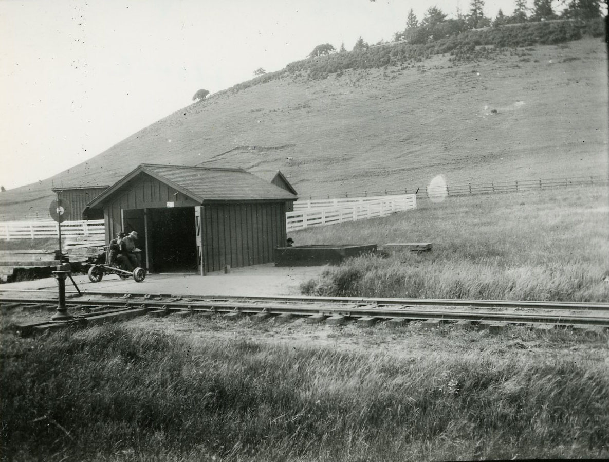 Corvallis And Eastern Railroad