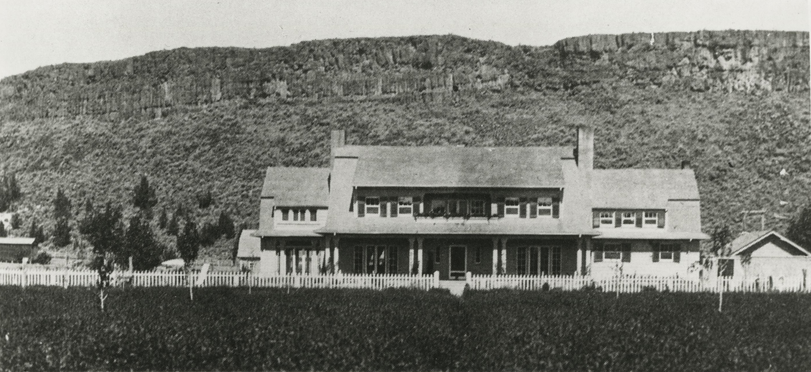 Westernwold, McCall family home in Central Oregon