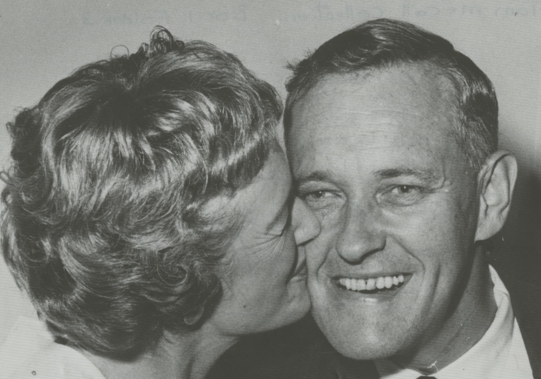 Audrey and Tom McCall, 1964, following Sec. of State win