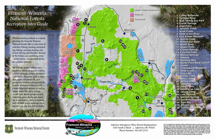 Bears In Oregon Map.Crisis In The Klamath Basin Documentary Film