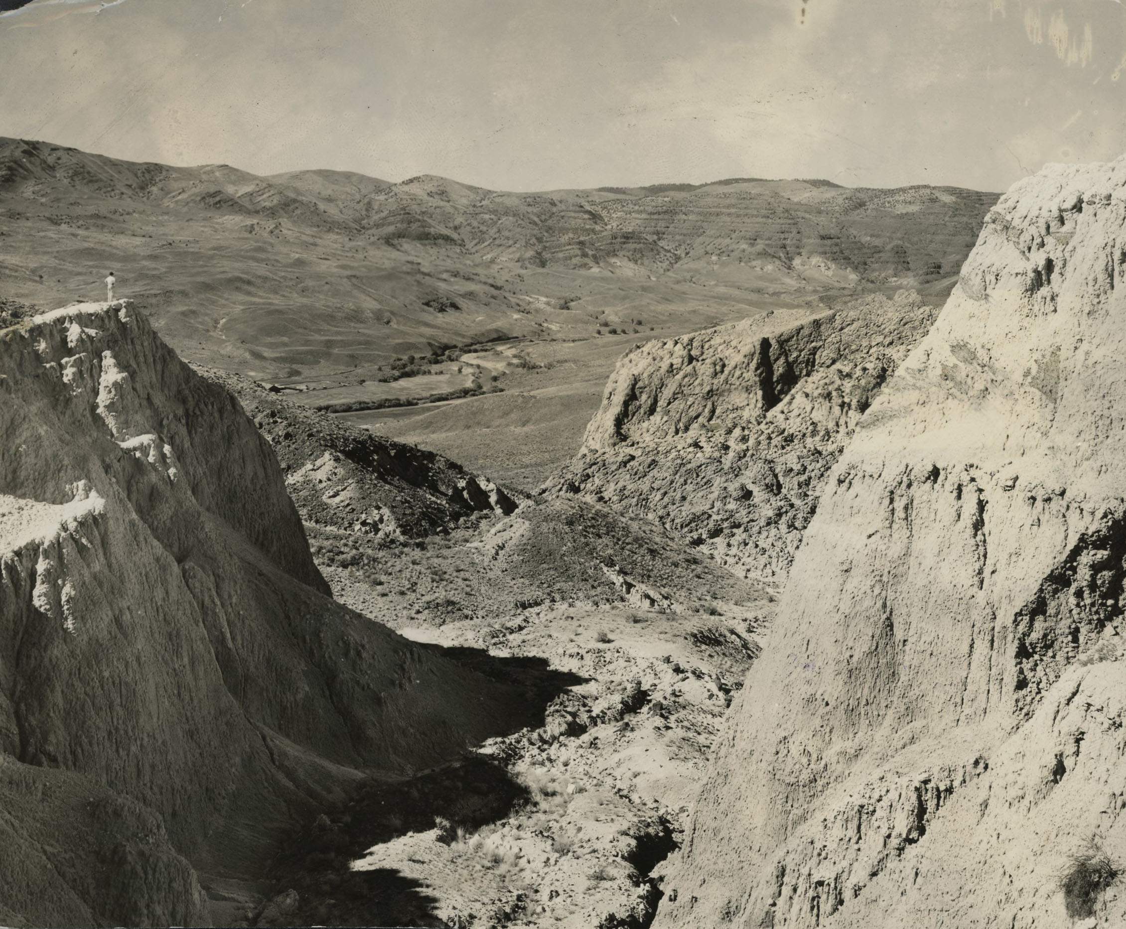 John Day Canyon, 1937