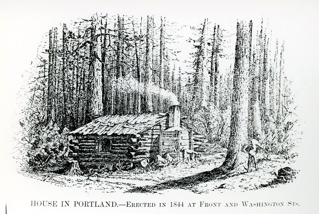 November in oregon history overton cabin publicscrutiny Image collections
