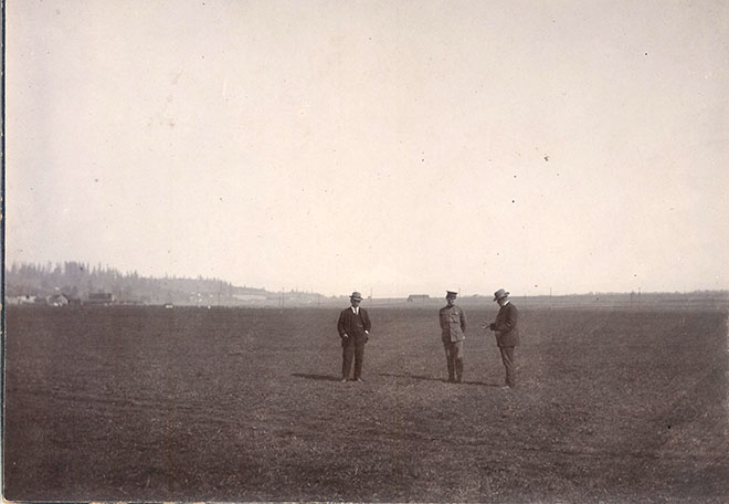 Site of Fort Vancouver, c.1908