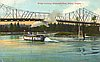 Albany, city of, bridge at, 1910