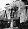 Temple Beth Israel, Nov. 1972.