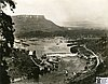 Gold Ray Dam, about 1910.