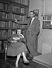 Bernard Malamud and Faith Norris, 1955.