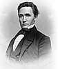 Delazon Smith as U.S. Senator, 1859.