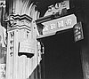 Door to office of Dr. Benjamin Tanaka, NW 3rd St., Portland, about 1930.