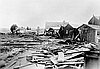 Heppner Flood damage on June 14th, 1903.