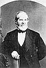 George Abernethy, Oregon's first and only provisional governor, 1845 to 1849.