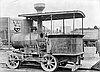"The ""Oregon Pony"" steam locomotive.  It was stored in Albina in 1916."