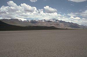 Alvord Desert Oregon Map.Alvord Desert