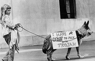 Protesters at Salem anti-nuclear rally, June 24, 1978.