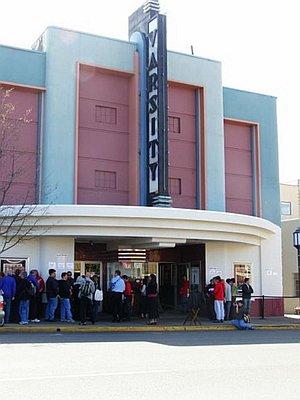 ashland oregon movie