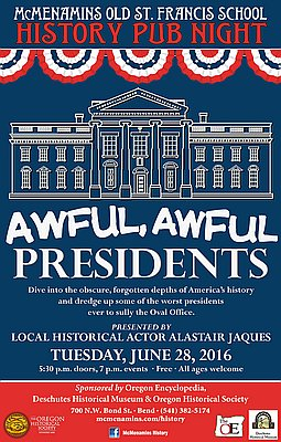 Awful Presidents