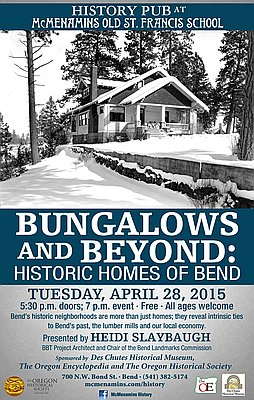 Bungalows and Beyond