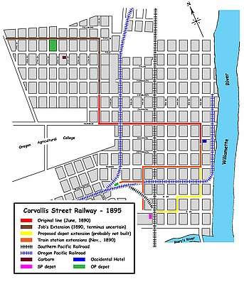Corvallis Streetcar System